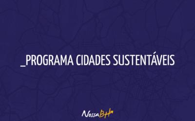 Cover Projetos - Programa Cidades Sustentáveis